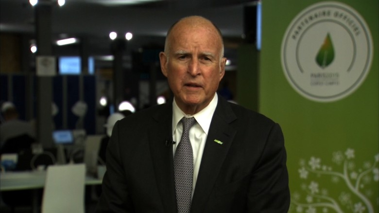 Gov. Jerry Brown on the fight against terrorism
