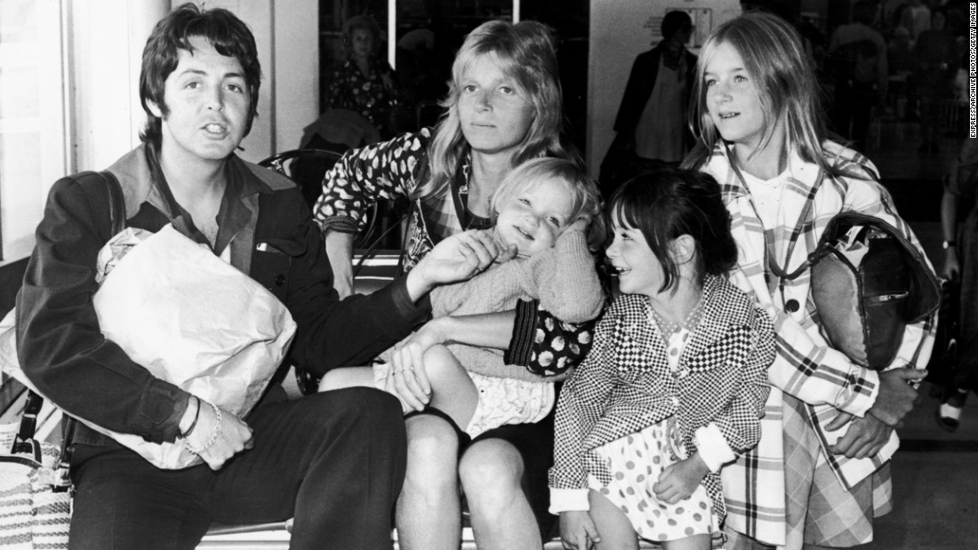 The Former Beatles Singer Paul McCartney Fathered Daughter Beatrice With Ex Wife Heather