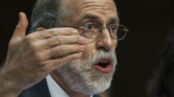Frank Gaffney testifies at the U.S. Senate Judiciary Committeein 2013.