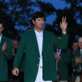 Bubba Watson wins first Green Jacket