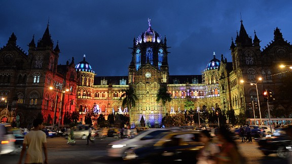 22. Mumbai: Tourism is on the rise in India