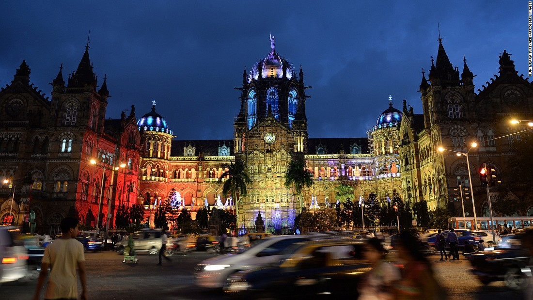 <strong>22. Mumbai: </strong>Tourism is on the rise in India's largest city Euromonitor predicts it will receive 8.9 million visitors in 2017.
