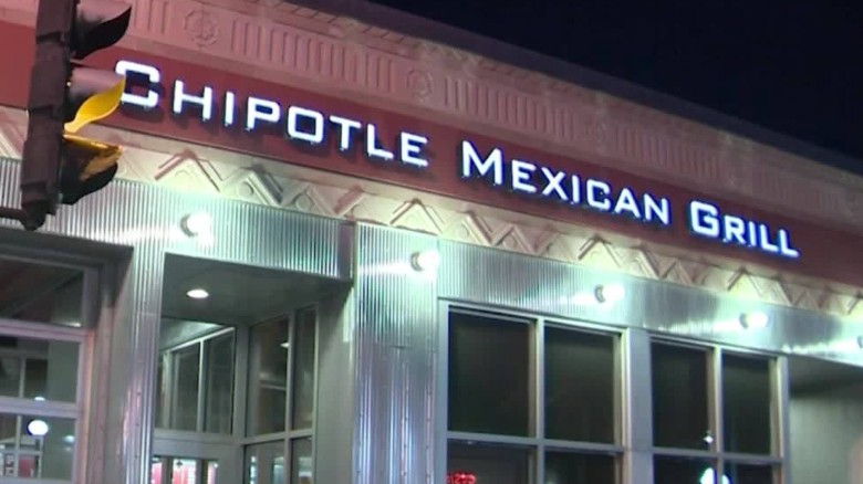 Students sick after Chipotle meals