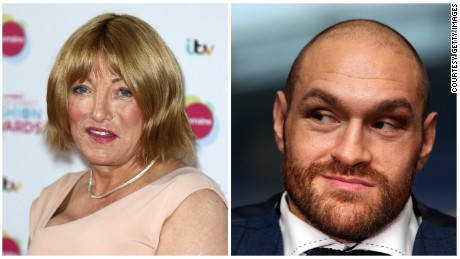 Kellie Maloney: 'Tyson Fury a monster who's crossed the line'