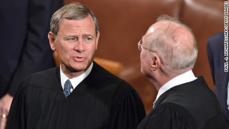 John Roberts gets another chance for a conservative legacy