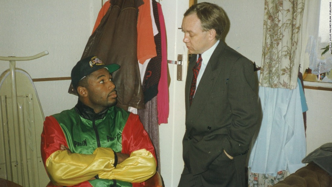 "In another life, Frank Maloney was one of the Britain's most successful boxing promoters, managing world heavyweight champion <a href=""http://lennoxlewis.com/"" target=""_blank""> Lennox Lewis</a> and guiding other fighters to various titles."