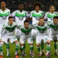 Wolfsburg team champions league