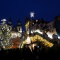 christmas market prague