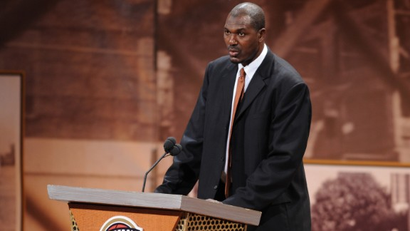 Basketball Hall of Famer Hakeem Olajuwon helped bring two championships to Houston.