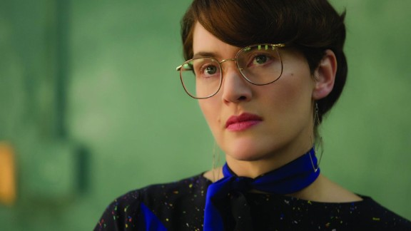 """<strong>Best supporting actress in a motion picture: </strong>Kate Winslet, """"Steve Jobs"""""""