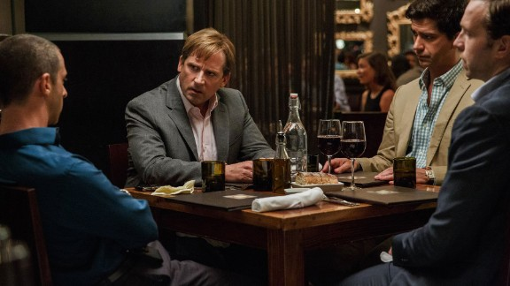 "Best adapted screenplay: ""The Big Short,"" by Charles Randolph and Adam McKay"