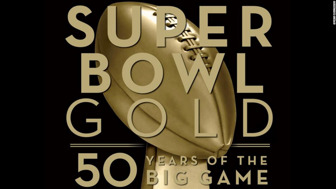 "This handsome coffee table book, compiled by the editors of Sports Illustrated, is a colorful reference guide to America's most-watched sporting event. The book (available <a href=""http://www.amazon.com/Sports-Illustrated-Super-Bowl-Gold/dp/1618931547"" target=""_blank"">from Amazon</a> and other online sellers) includes year-by-year game summaries, commentary from players on every winning and losing team, reviews of every halftime show and a ranking of all 49 Super Bowls, from worst to best. It even looks at the game's best TV commercials."