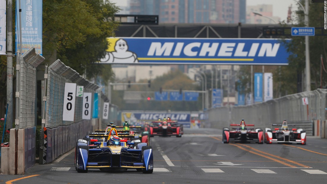 Buemi won the opening race of the 2015-16 season in Beijing in October, and had pole position in Malaysia last month for the second successive round but suffered battery power problems.