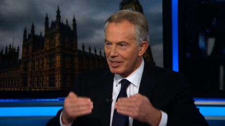 Blair: We live with 'pain' of Iraq war