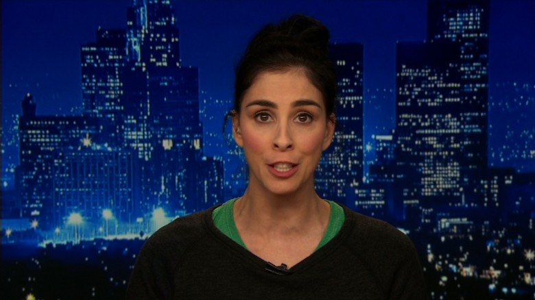 Sarah Silverman: 'If it's mentionable, it's manageable'