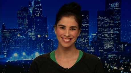 Life lessons from Sarah Silverman