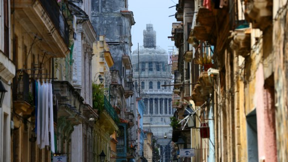 U.S. travelers are eager to visit Cuba to see what they