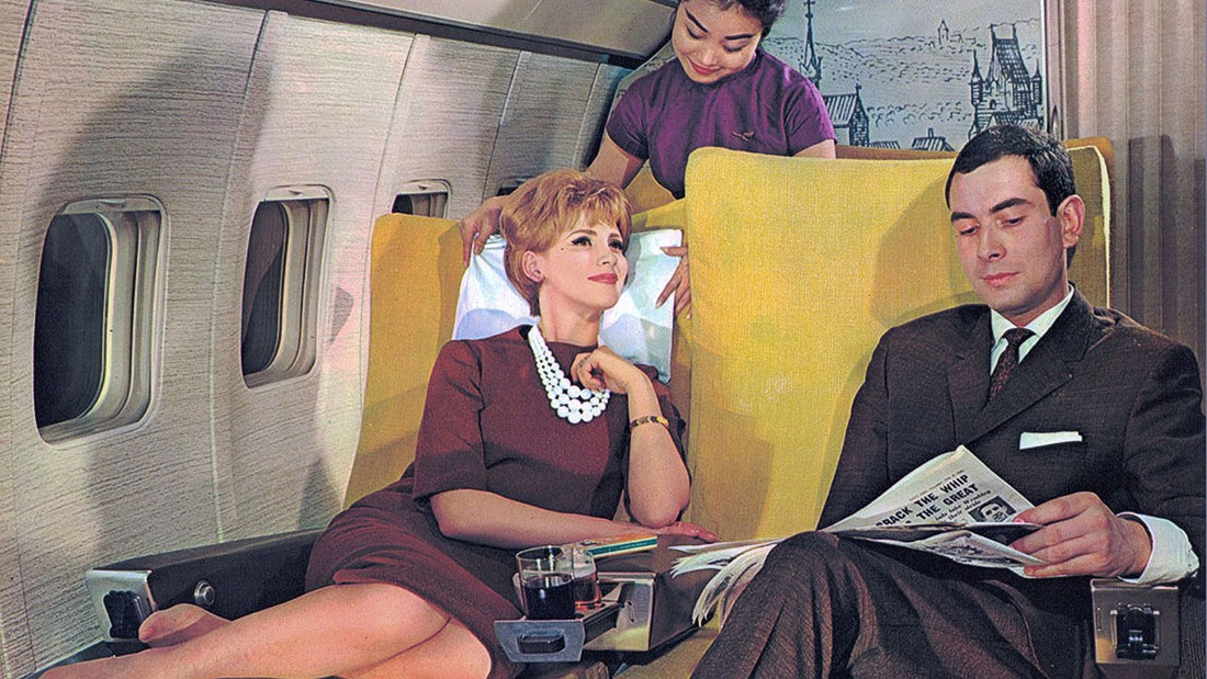 Vintage Airline Photos