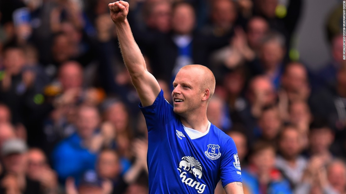 "Everton and Scotland soccer star Steven Naismith has been labeled ""Britain's kindest footballer"" for the charity work he does away from the hustle and bustle of the English Premier League."