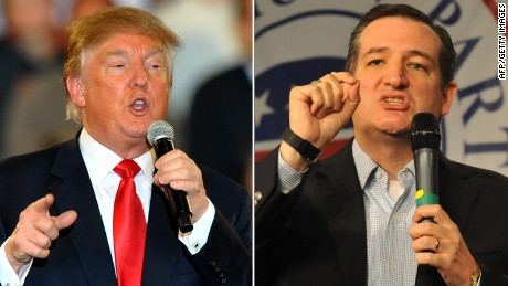 Ted Cruz grabs 10-point lead over Donald Trump in Iowa