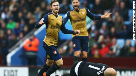 English Premier League: Tight at the top as Arsenal takes over at summit