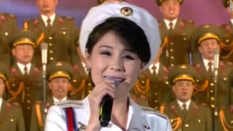 North Korea's girl band abruptly leaves China