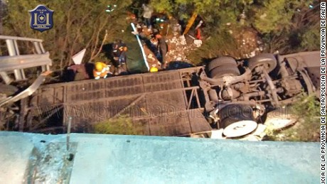 cnnee lkl cafe diego laje bus accident argentina _00011911