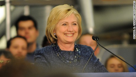 "Hillary Clinton has to beware being labelled an ""angry feminist."""