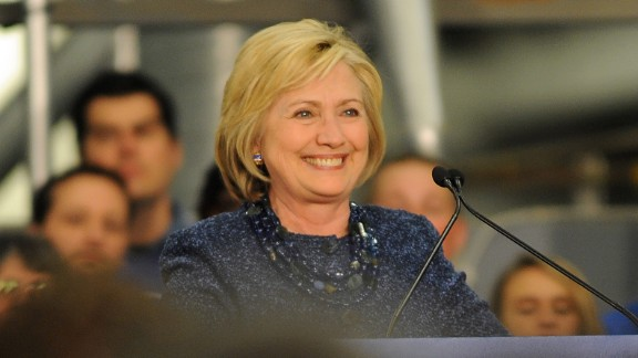 """Hillary Clinton has to beware being labelled an """"angry feminist."""""""