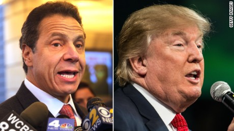 NY Gov. Cuomo expected to concede to Trump on Global Entry fight in order to call President's 'bluff'