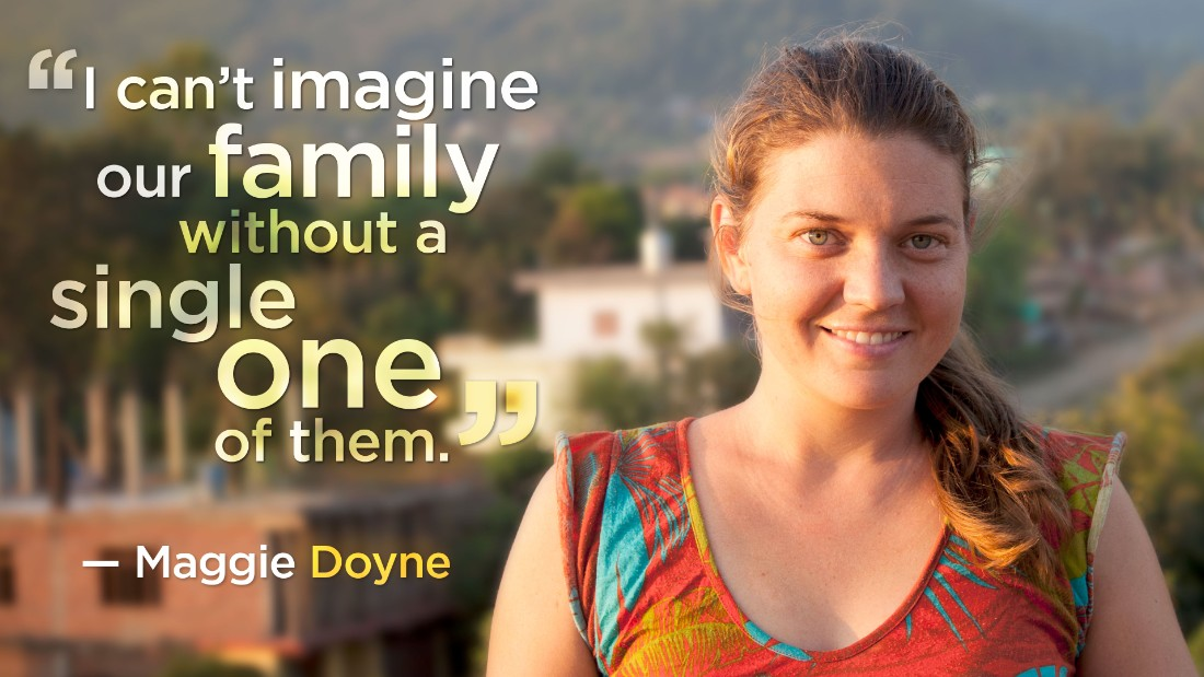 CNN Hero of the Year Maggie Doyne and her nonprofit provide a home in Nepal for about 50 children and a school that educates hundreds more.