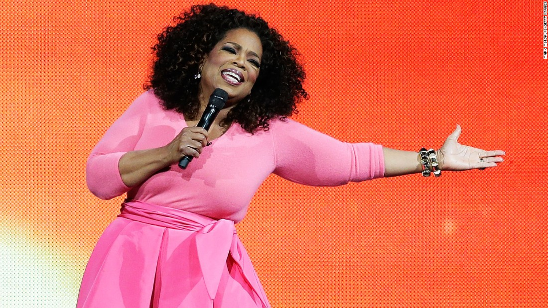 "Sofia in ""The Color Purple"" was Oprah Winfrey's first starring role in a film, and it earned her a best supporting actress Oscar nomination. She went on to star in both television and film while building her media empire. She ended her very popular talk show in 2011, the same year she launched her TV channel, OWN: Oprah Winfrey Network."