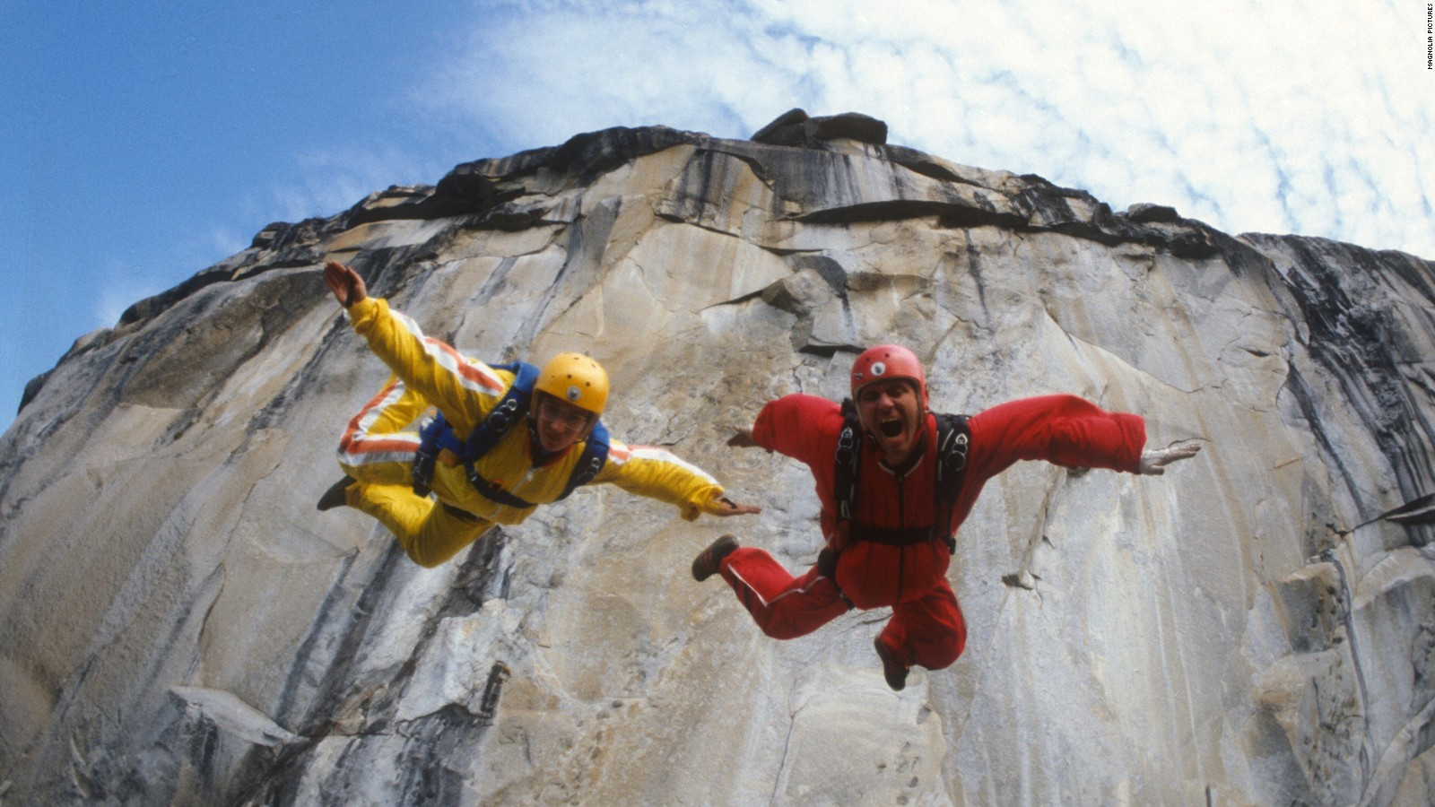 Meet The Father Of Base Jumping Cnn