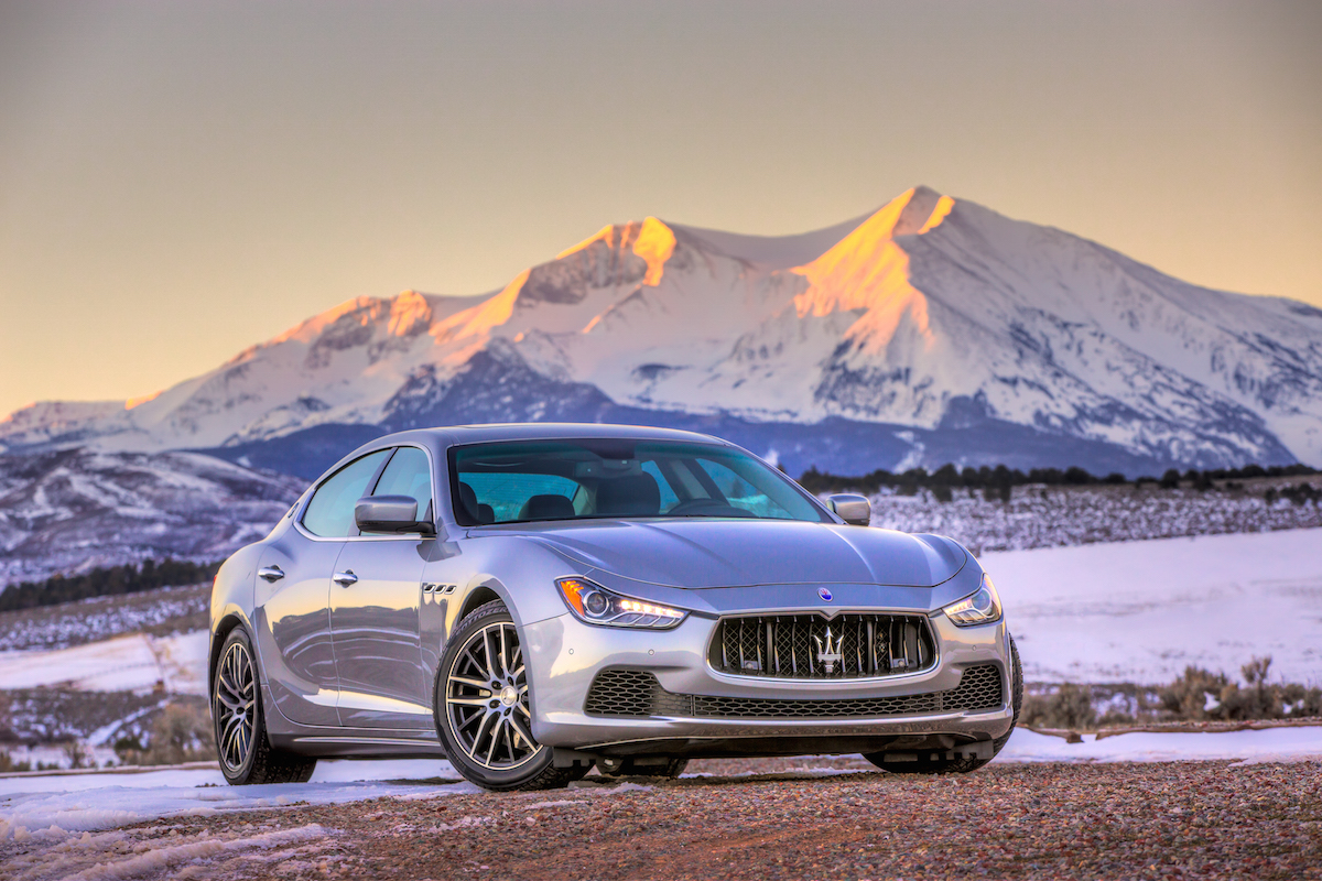 10 Incredible Winter Driving Experiences Cnn Style