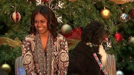 flotus michelle obama christmas gifts family bts _00001928