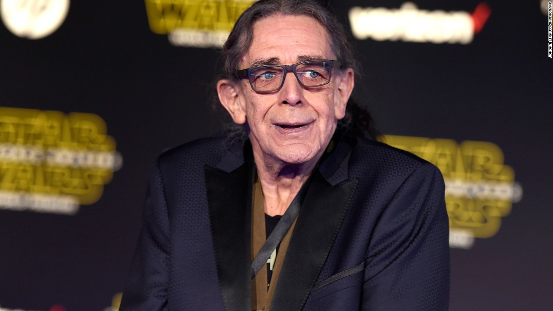 "Peter Mayhew has played the role of Chewbacca, Han Solo's Wookiee sidekick, in all the ""Star Wars"" films."