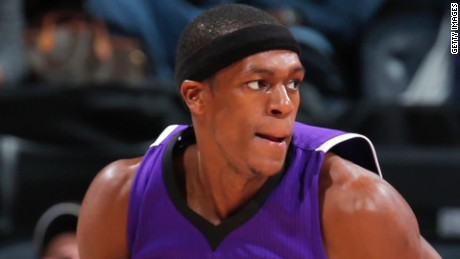 Under fire for an anti-gay slur, Sacramento Kings' Rajon Rondo tweeted that he did not mean to offend or disrespect anyone.