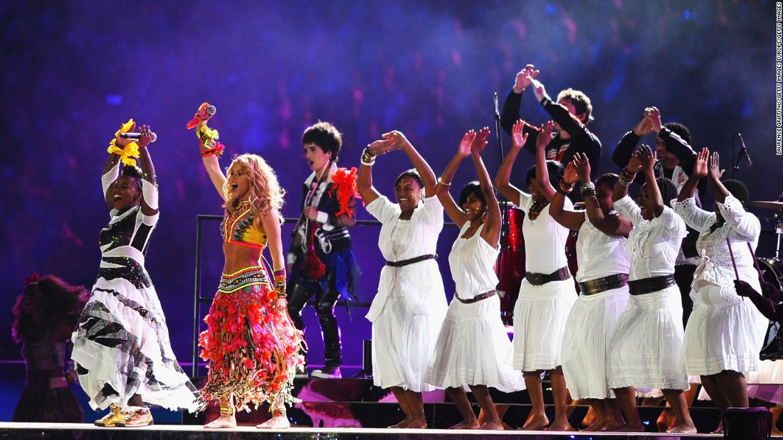 "Afropop gorup Freshlyground has roots in South Africa, Mozambique and Zimbabwe, and the border-hopping band rose to global prominence with the help of Colombian songstress Shakira with 2010 World Cup anthem ""Waka Waka."""