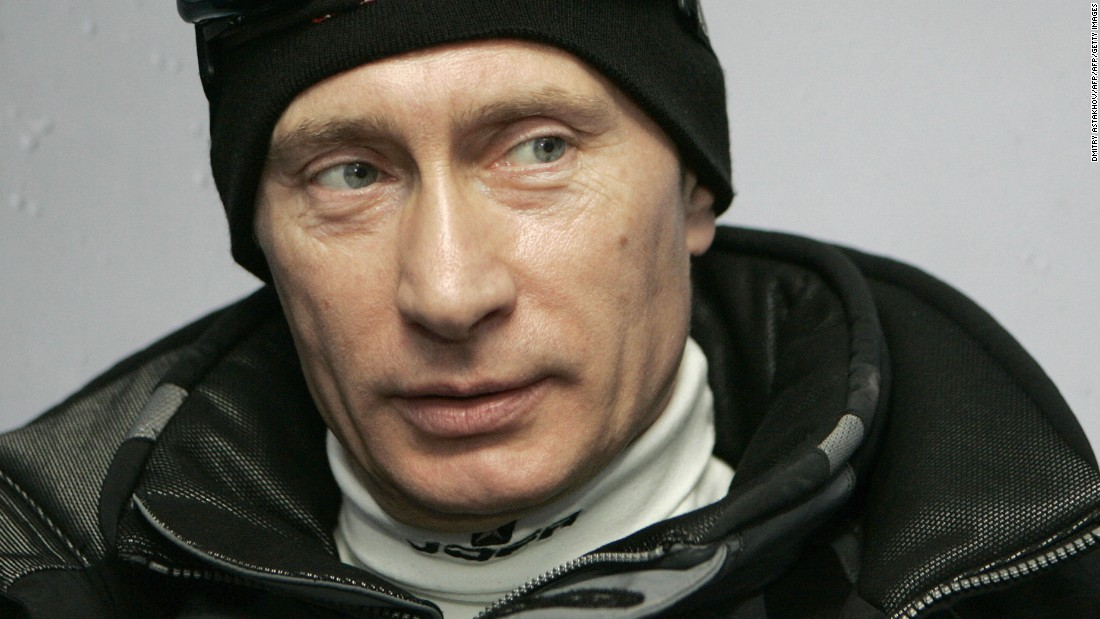 A former KGB agent, it's probably fair to say that Russian president Vladimir Putin is a man that divides opinion ...