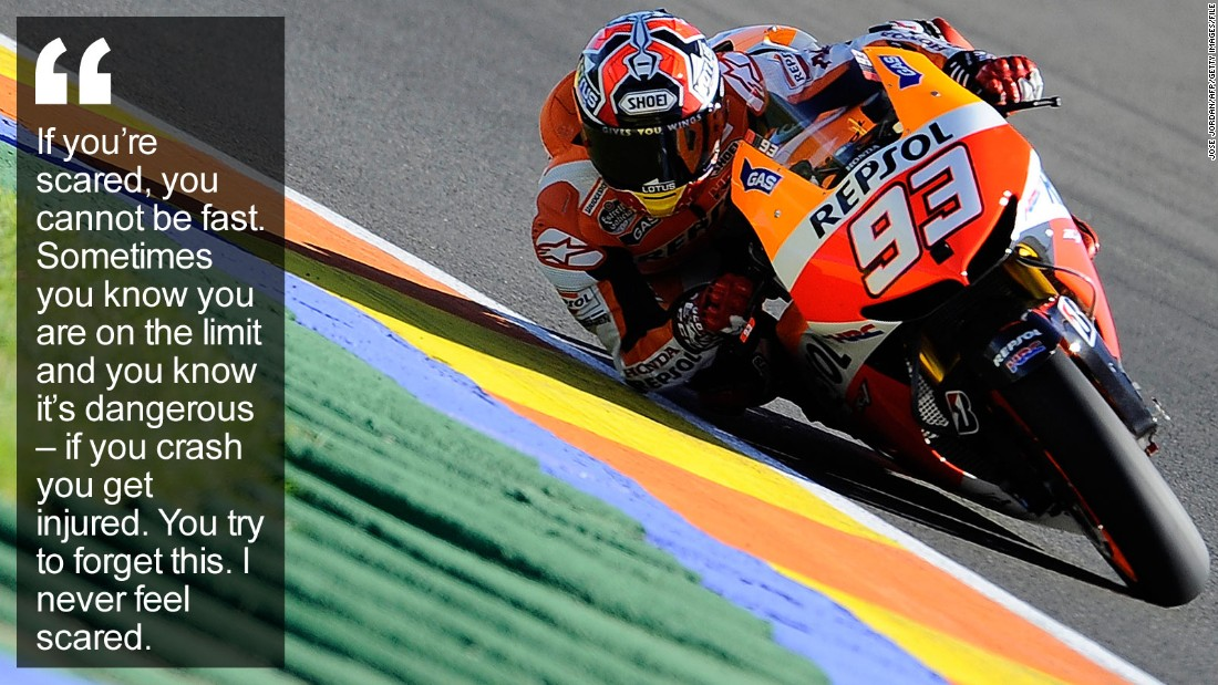 Marc Marquez: MotoGP star's moment of destiny - CNN