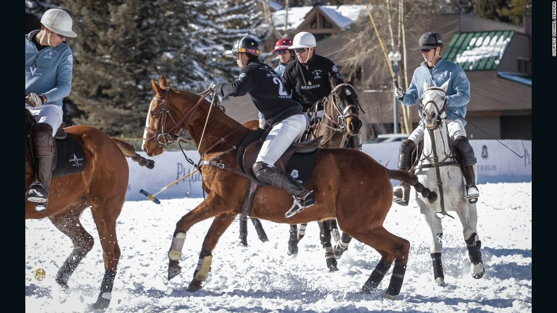"This week's World Snow Polo Championship in Aspen, Colorado is the final 2015 stop on the <a href=""http://www.worldpolotour.com/?sec=3"" target=""_blank"">World Polo Tour</a>."