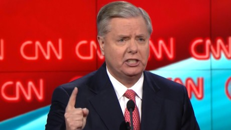 lindsey graham cnn gop debate i miss george w bush sot_00004616