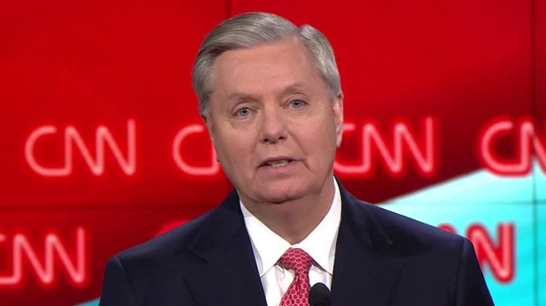 Lindsey Graham brings up 'Princess Buttercup' here's why