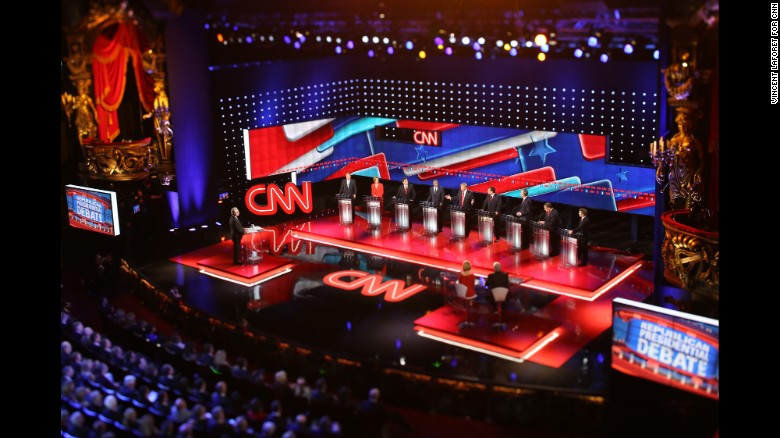 GOP debate a 'side-show ' for Arab world