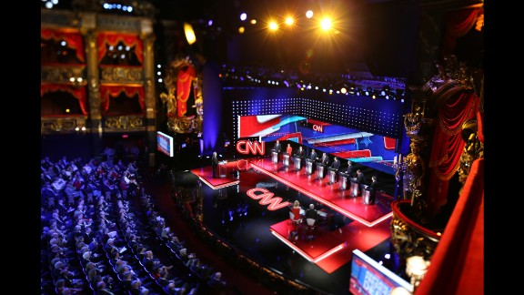 This debate was the fifth Republican debate of this election cycle and the last one of 2015.