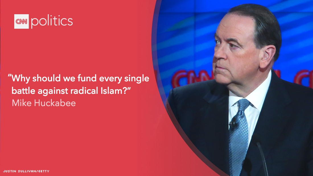 huckabee updated