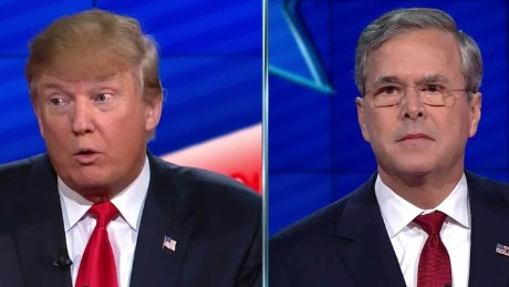 doanld trump jeb bush cnn gop debate sot _00010230.jpg