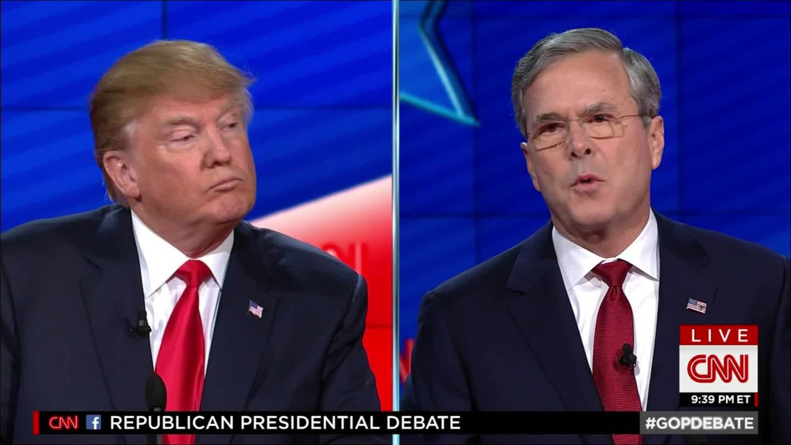 Jeb Bush Quotes Trump Calls Bush 'an Embarrassment To His Family'  Cnnpolitics