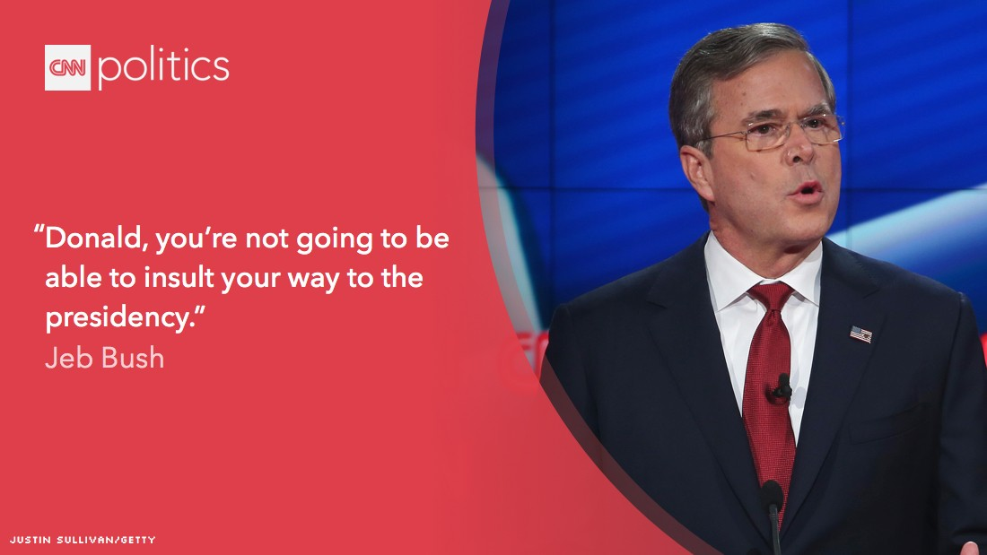 jeb bush quote graphic