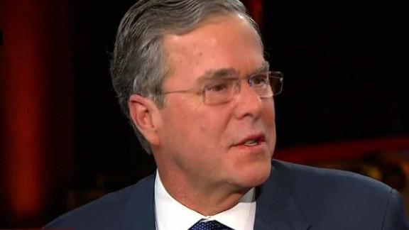bush trump post debate intv newday_00004720.jpg